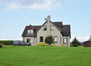 Thumbnail 4 bed detached house to rent in Culbokie, Dingwall