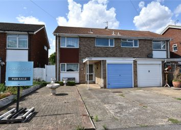 Thumbnail 3 bed semi-detached house for sale in Gunners Road, Shoeburyness, Southend-On-Sea, Essex