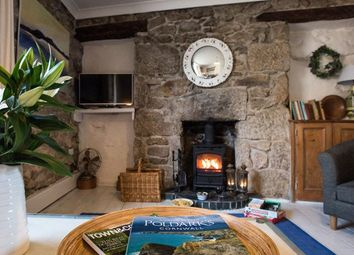Thumbnail 1 bed flat for sale in Vivian Terrace, Mousehole, Penzance