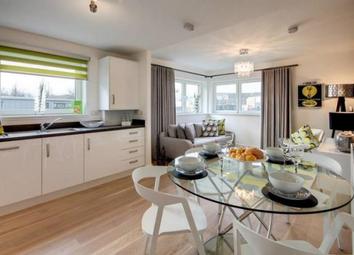 Thumbnail 2 bedroom flat to rent in Mulberry Crescent, Renfrew