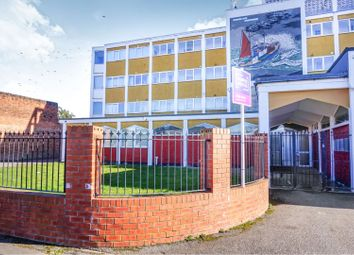Thumbnail 3 bedroom flat for sale in Hope Street, Grimsby