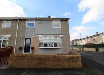 Thumbnail 3 bed semi-detached house for sale in Scarborough Parade, Hebburn