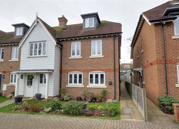 Thumbnail Semi-detached house for sale in Hammond Close, Worthing, West Sussex
