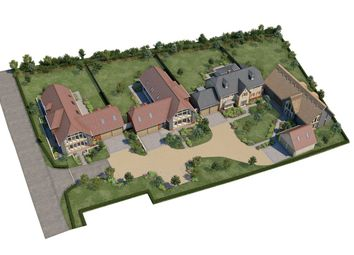 Thumbnail  Detached house for sale in The Lynch, East Hendred