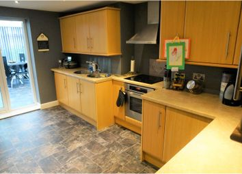 Thumbnail 3 bed town house for sale in Regent Crescent, Barnsley