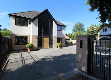Thumbnail 4 bed detached house for sale in Woodchurch Road, Bestwood Lodge, Nottingham