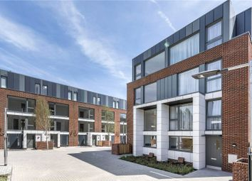 Thumbnail 4 bedroom terraced house for sale in Fergusson Mews, London