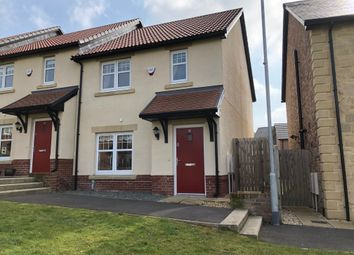 Thumbnail 3 bed terraced house for sale in Lawther Walk, Consett