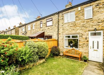 Thumbnail 2 bed terraced house for sale in Broadway, Southowram, Halifax