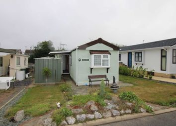 Thumbnail 1 bed mobile/park home for sale in Kingsmead Park, Coggeshall Road, Braintree