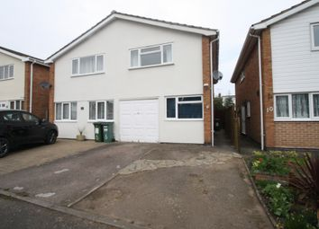 Thumbnail 3 bed semi-detached house to rent in Kirkfield Road, Countesthorpe, Leicestershire