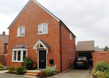Thumbnail 4 bed detached house for sale in Snowberry Lane, Wellesbourne, Warwick