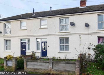 Thumbnail 3 bed terraced house for sale in Ashwell Road, Bury St. Edmunds