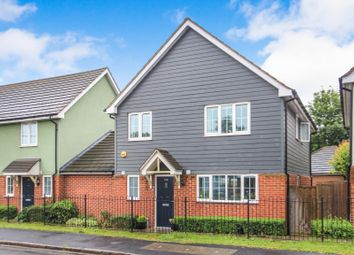 Thumbnail 4 bed detached house for sale in Rectory Road, Rochford, Essex