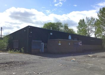Thumbnail Industrial for sale in Etna Industrial Estate, Wishaw