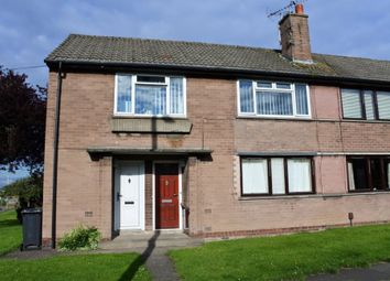 Thumbnail 1 bed flat to rent in Stonegarth, Carlisle