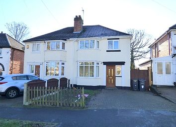 Thumbnail 3 bed semi-detached house to rent in Moorpark Road, Northfield, Birmingham