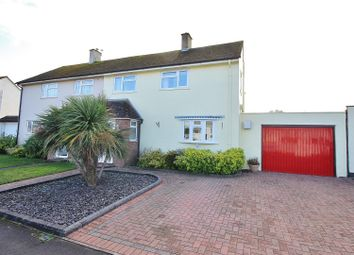 3 bed semi-detached house for sale in Upton Crescent, Basingstoke RG21