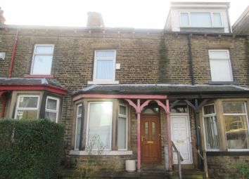 Thumbnail 4 bed terraced house for sale in Lister Avenue, East Bowling, Bradford