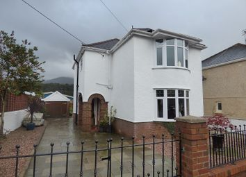 Thumbnail 3 bed detached house for sale in Llewellyn Street, Glynneath, Neath .