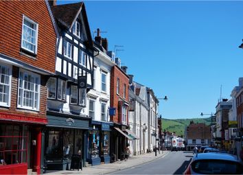 Thumbnail 2 bed maisonette for sale in High Street, Lewes