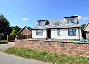Thumbnail 5 bed property for sale in Lilian Road, Spixworth