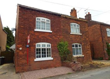 Thumbnail 2 bed property for sale in Gresty Lane, Shavington, Crewe, Cheshire