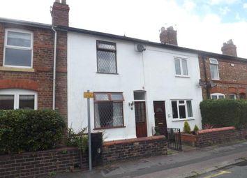 Thumbnail 2 bed terraced house for sale in Leonard Street, Stockton Heath, Warrington, Cheshire