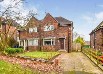 Buckmaster Avenue, Clayton, Newcastle ST5. 3 bed semi-detached house for sale