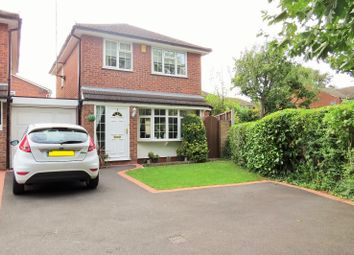 Thumbnail 3 bed detached house for sale in Oakmoor Road, Longford, Coventry