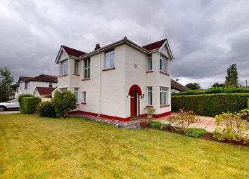 Thumbnail 3 bed detached house for sale in Llangorse Road, Cyncoed, Cardiff