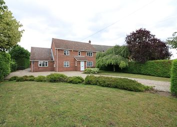 Thumbnail 5 bed detached house for sale in Nethergate Street, Hopton, Diss