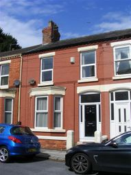 Thumbnail 4 bed terraced house to rent in Balcarres Avenue, Allerton, Liverpool