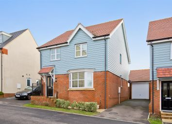 4 bed detached house for sale in Amaryllis Road, Burgess Hill RH15