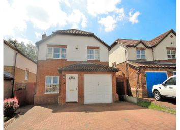 Thumbnail 3 bed detached house for sale in Willow Drive, Trimdon Station