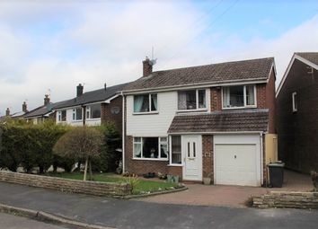 Thumbnail 4 bed detached house for sale in Simons Close, Glossop