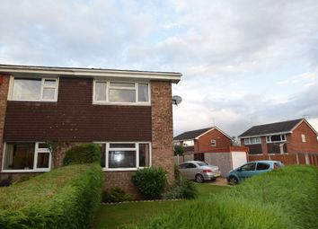 Thumbnail 2 bed semi-detached house to rent in Hollies Brook Close, Gnosall, Stafford