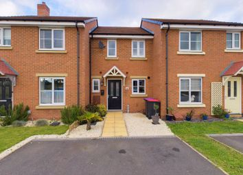Thumbnail 2 bed terraced house for sale in Cover Drive, St Georges, Telford, Shropshire.