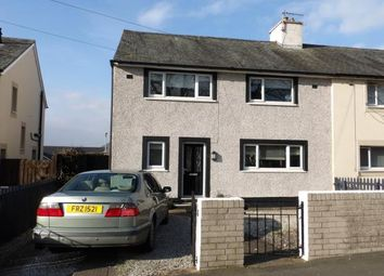 Thumbnail 4 bed semi-detached house for sale in Ennerdale Road, Maryport, Cumbria
