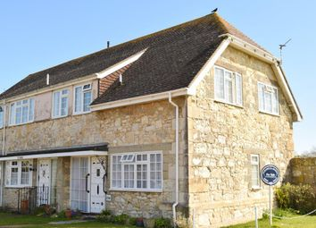 Thumbnail 2 bed semi-detached house for sale in Howgate Road, Bembridge, Isle Of Wight