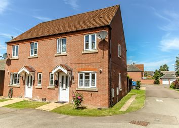Thumbnail 3 bed semi-detached house for sale in Thistle Gardens, Spalding, Lincs