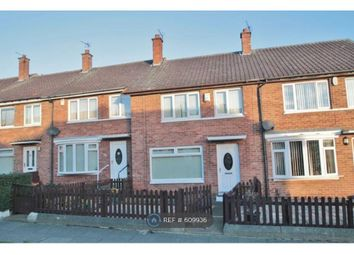 Thumbnail 3 bed terraced house to rent in Darras Walk, Middlesbrough