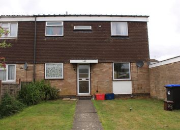 Thumbnail 3 bed property for sale in Wordsworth Road, Daventry