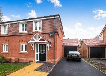 Thumbnail 2 bed semi-detached house for sale in Beggarwood, Basingstoke, Hampshire