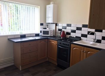 Thumbnail 2 bed flat to rent in Langford Close, Walsall