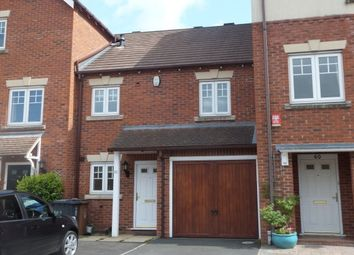 Thumbnail 3 bed property to rent in Harrington Walk, Lichfield