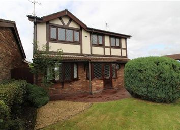 Thumbnail 4 bed property for sale in Elizabeth Close, Blackpool