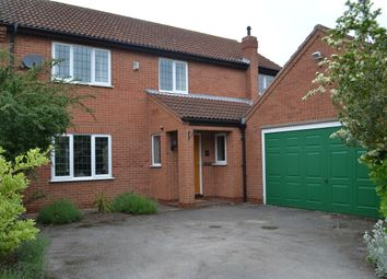 Thumbnail 4 bed detached house for sale in Longmead Drive, Fiskerton, Southwell