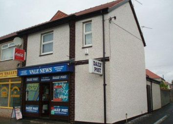 Retail premises for sale in Rhyl, Denbighshire LL18