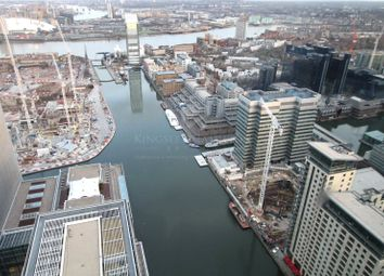 Thumbnail 1 bed flat for sale in South Quay Plaza, Canary Wharf, London
